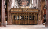 Manchester Cathedral: Survey of Significance of the Pulpitum